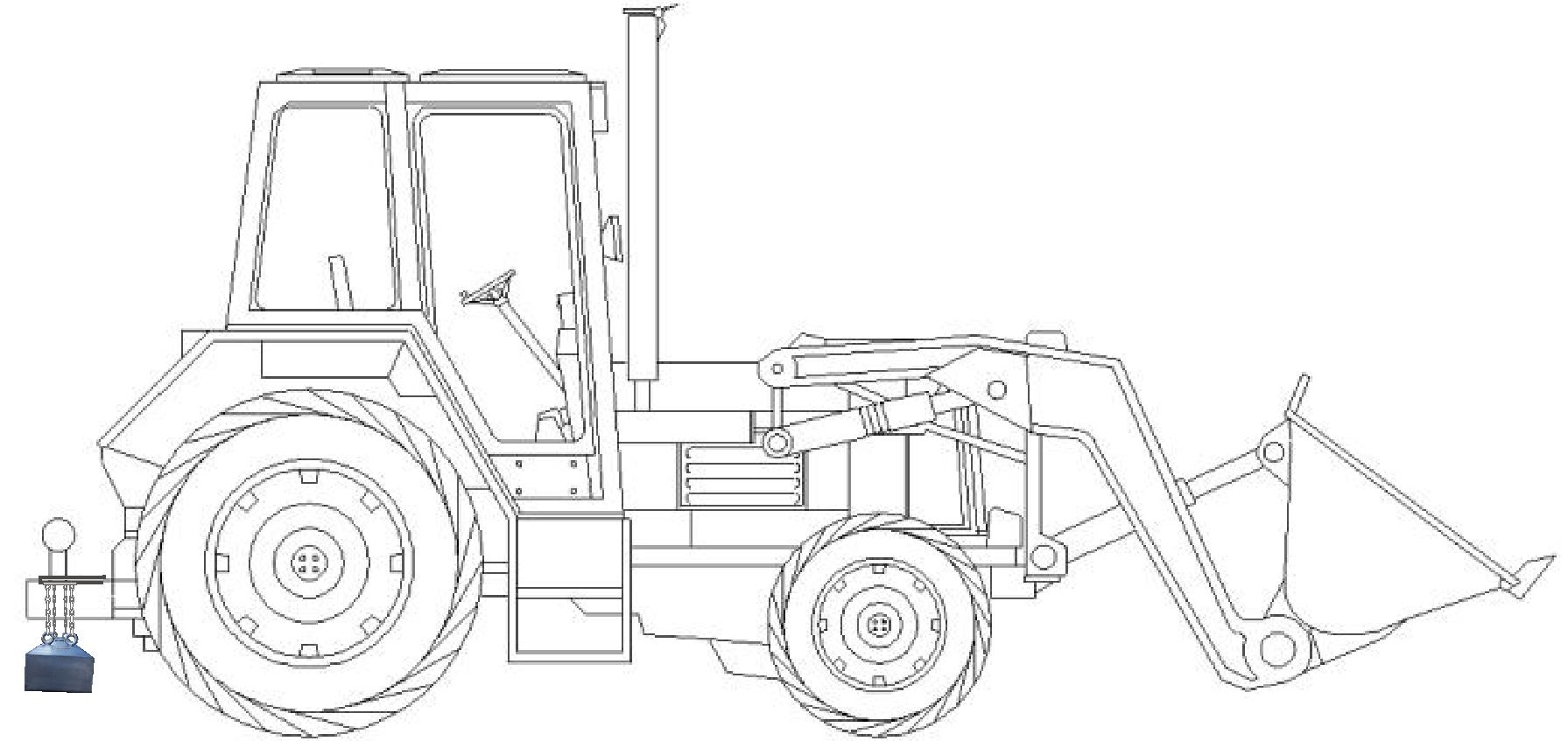 магнитный подборщик на трактор